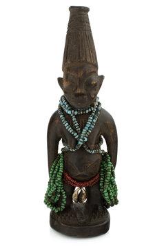 African Voodoo statue