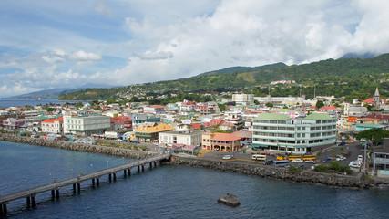 Roseau, Dominica, Karibik