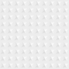 White vector geometric background.