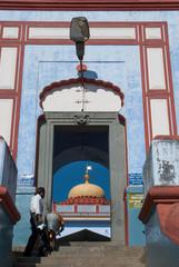 Temple d'Omkareshwar à Madikéri
