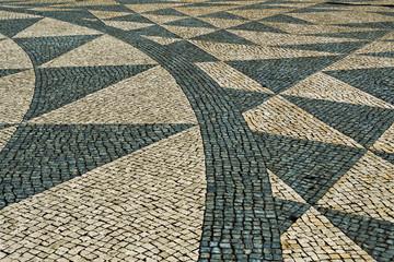 Fußboden in Lissabon
