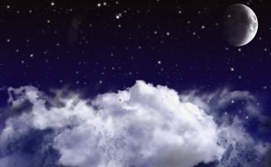 Nigh sky