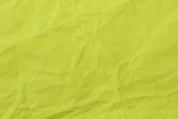Yellow mussy paper background