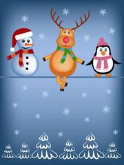 children christmas illustration