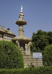 La Fontaine du Triomphe