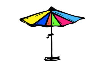 Sonnenschirm clipart gratis  Bilder und Videos suchen: