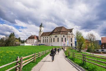 ドイツ ヴィース教会 Wieskirche Germany