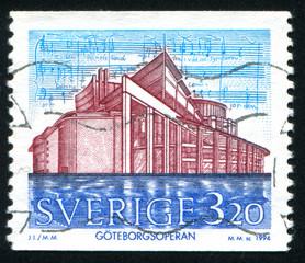 Opera House Gothenburg