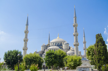 Sultanahmet Mosque@Istanbul