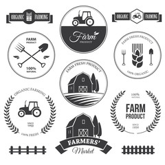 Farm labels 2