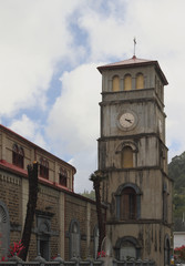 Basilica of Immaculate Conception. Castries, Saint-Lucia