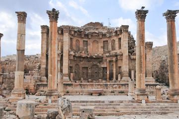 Nymphaeum - Jerash, Jordan