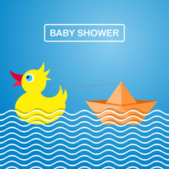 Baby shower design