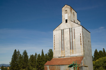 Farming Silo Grain Elevator Storage Building Agricultural Commun