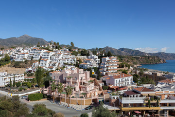 Seaside town of Nerja