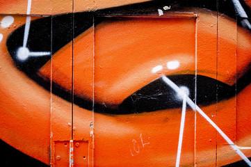Graffiti contemporain