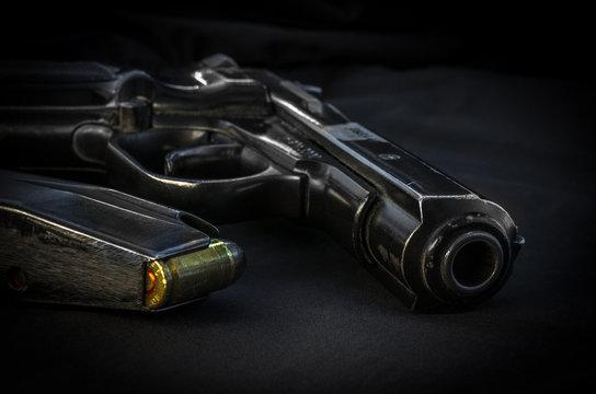 CZ 83 9mm gun