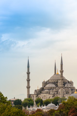 Sultan Ehmed mosque
