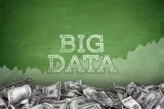 Big data on blackboard