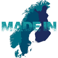 made in scandinavia