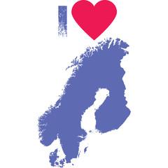 i love scandinavia