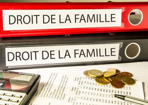 Droit de la Famille (Avocat)
