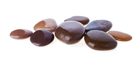 Group of Polished Pebbles