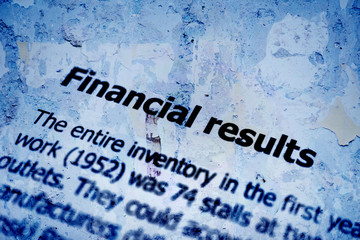 Financial result