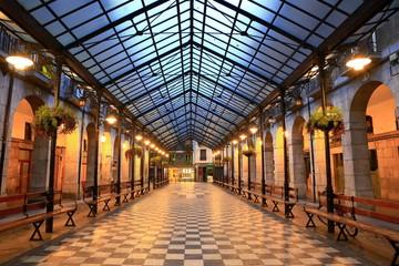 Vegetable square-Tolosa