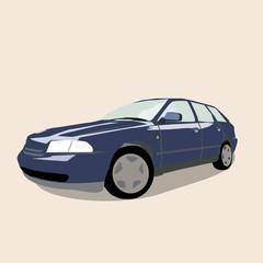 a car.