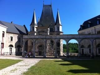 Le chateau de Vernon