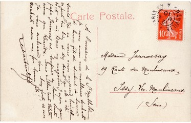 French Antique Postcard 2