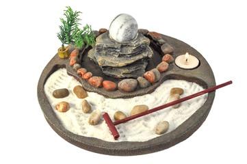 Cerca immagini giardino zen - Giardino zen in miniatura ...