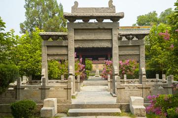 Keuken foto achterwand Xian Great Mosque, Xian