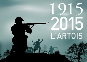 CENTENAIRE 14-18 Artois
