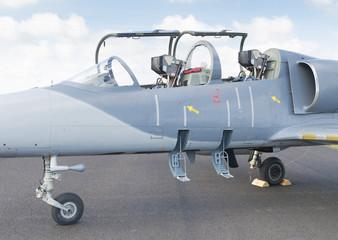 fighterjet cockpit