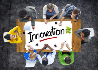 Multiethnic Group with Innovation Concepts