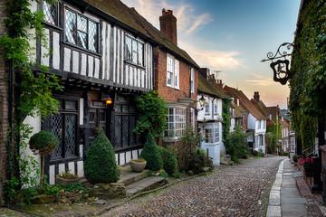 Rye in East Sussex Fototapete
