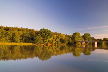 Ogosta river