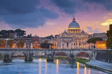 Aluminium Prints Rome Rome.