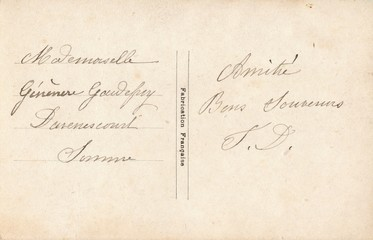 French Antique Postcard 13