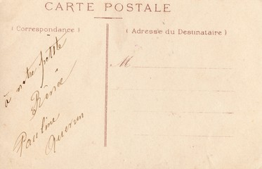 French Antique Postcard 15