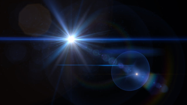 Lens Flare Effects