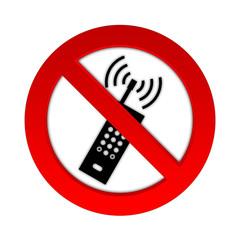 no phones