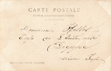 French Antique Postcard 19
