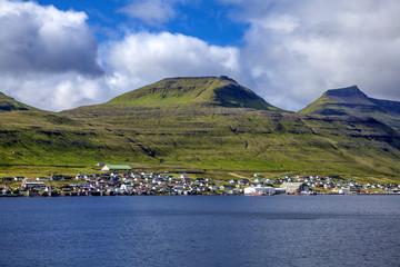 Klaksvik Faroe Island, North Atlantic4