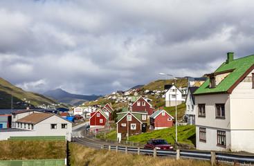 Klaksvik Faroe Island, North Atlantic2