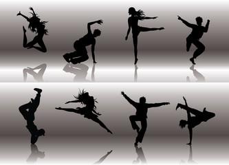 Dancing Group