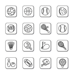 Sport Doodle Icons