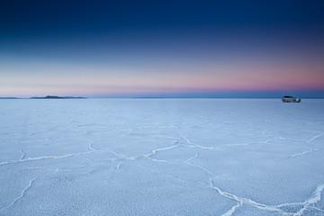 USA - Bonneville salt flats